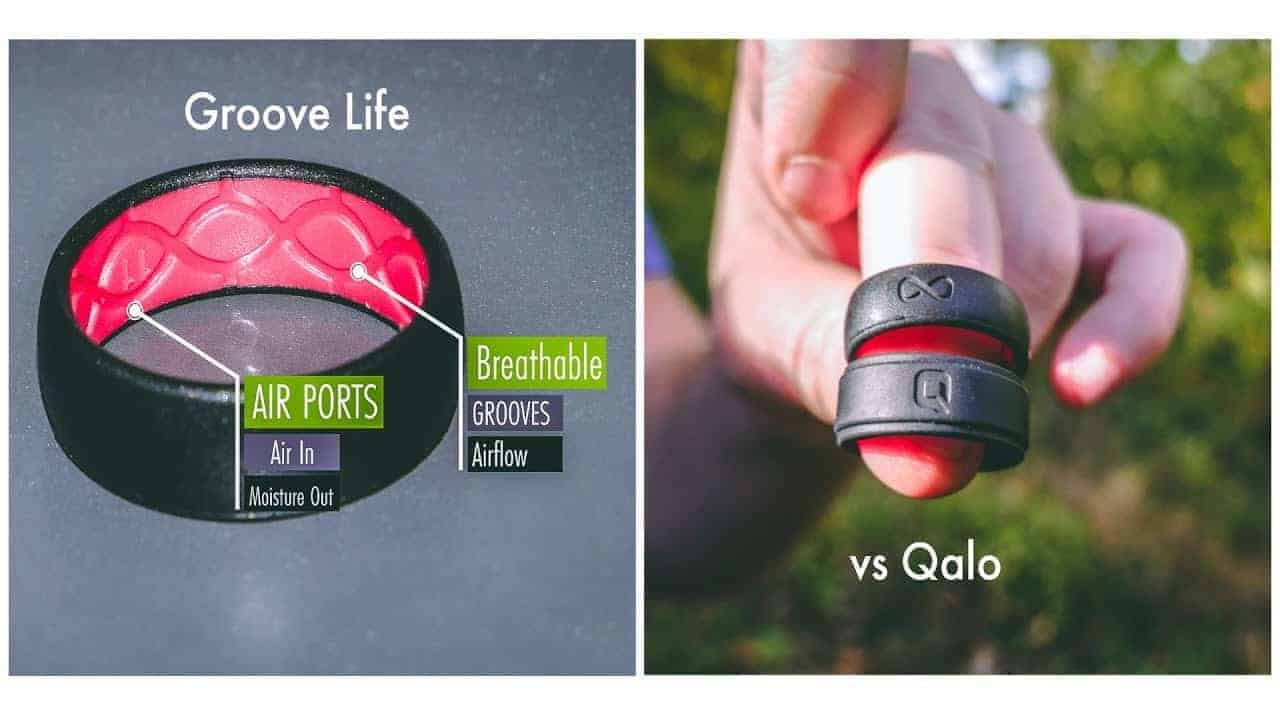 Groove Life vs Qalo Silicone Rings Review
