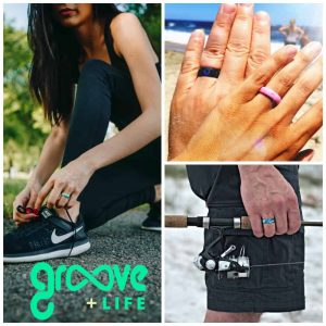 groove ring collage