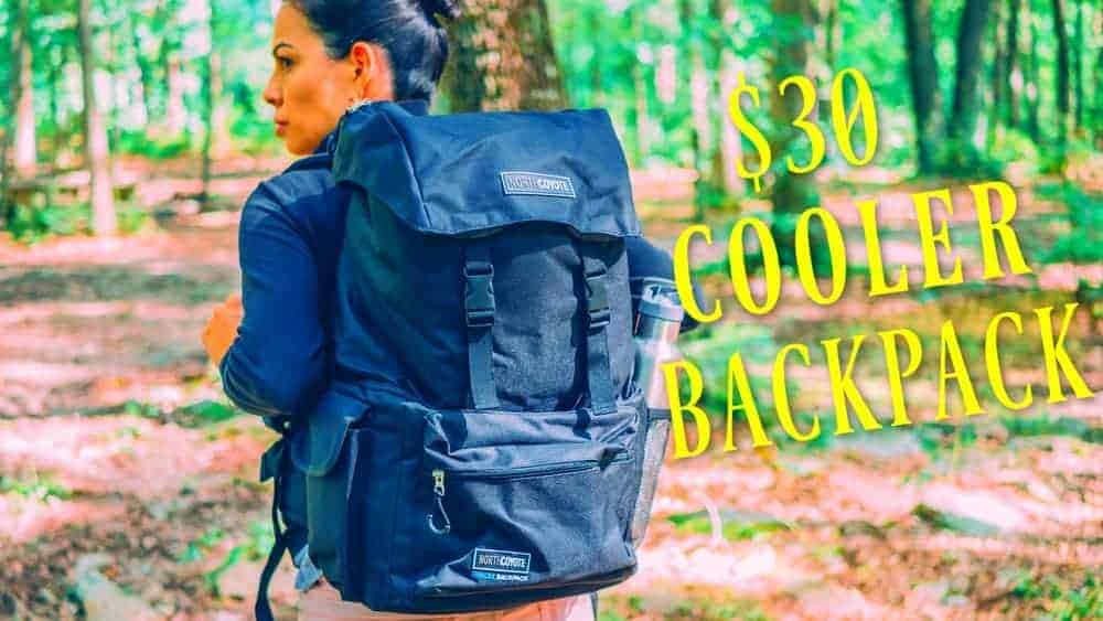 Backpack Cooler Review / North Coyote