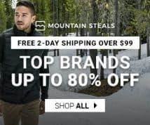80 percent mountain steals