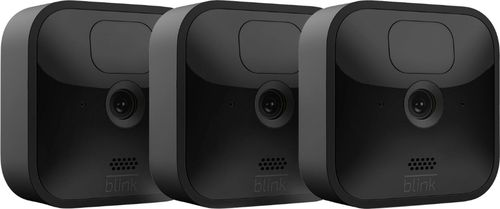 Blink - 3-cam Outdoor Wireless 1080p Camera Kit
